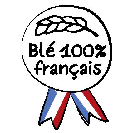 Blé 100% Français