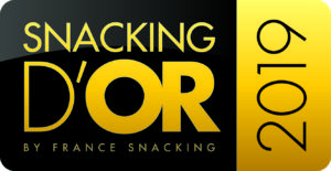 Logo Snacking d'Or 2019