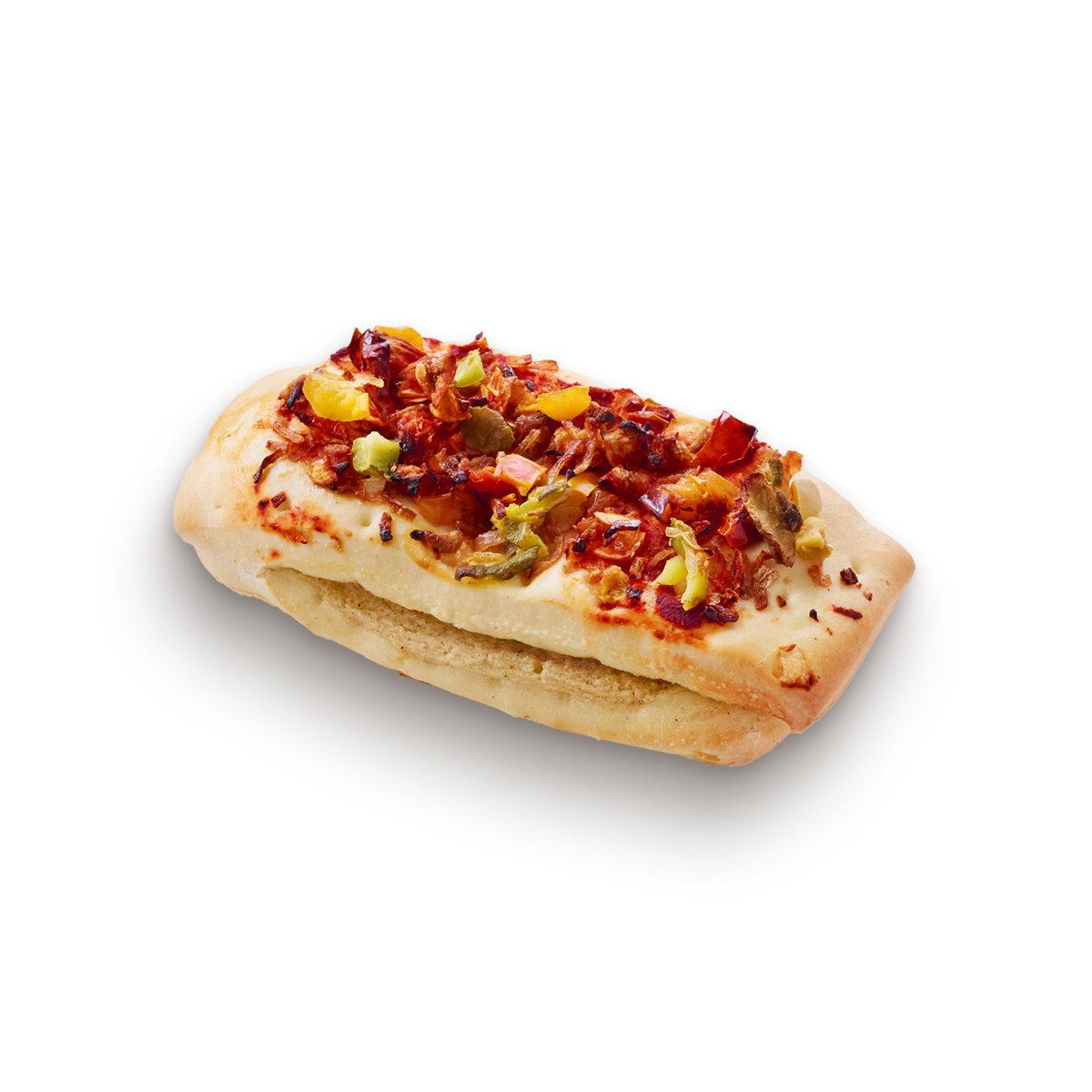 Spicy vegetable mini-Crok'Moelleux