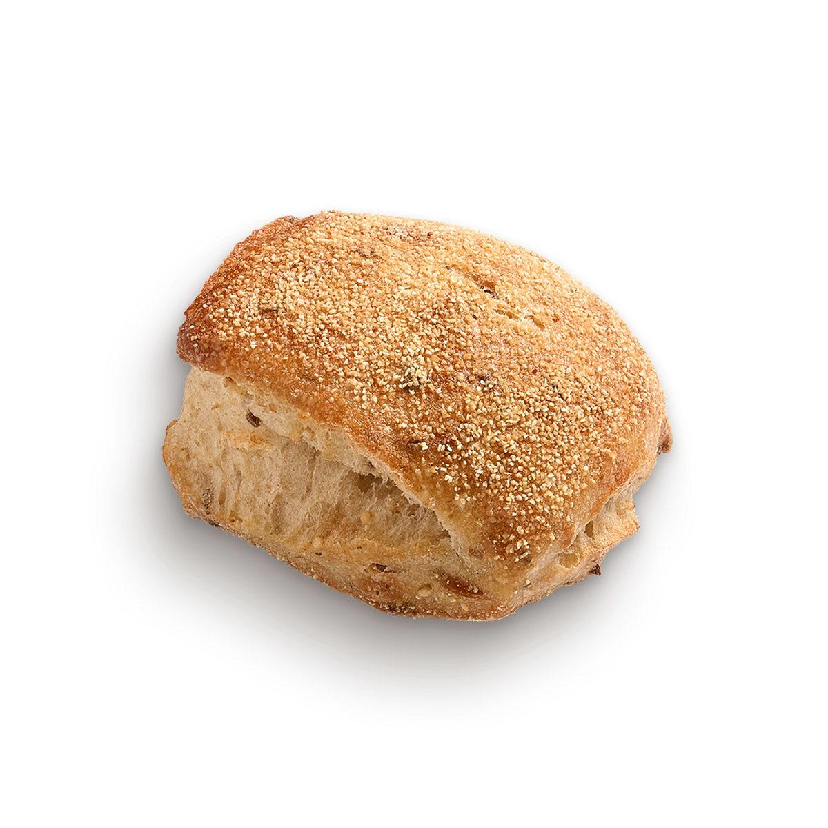 Quinoa square roll