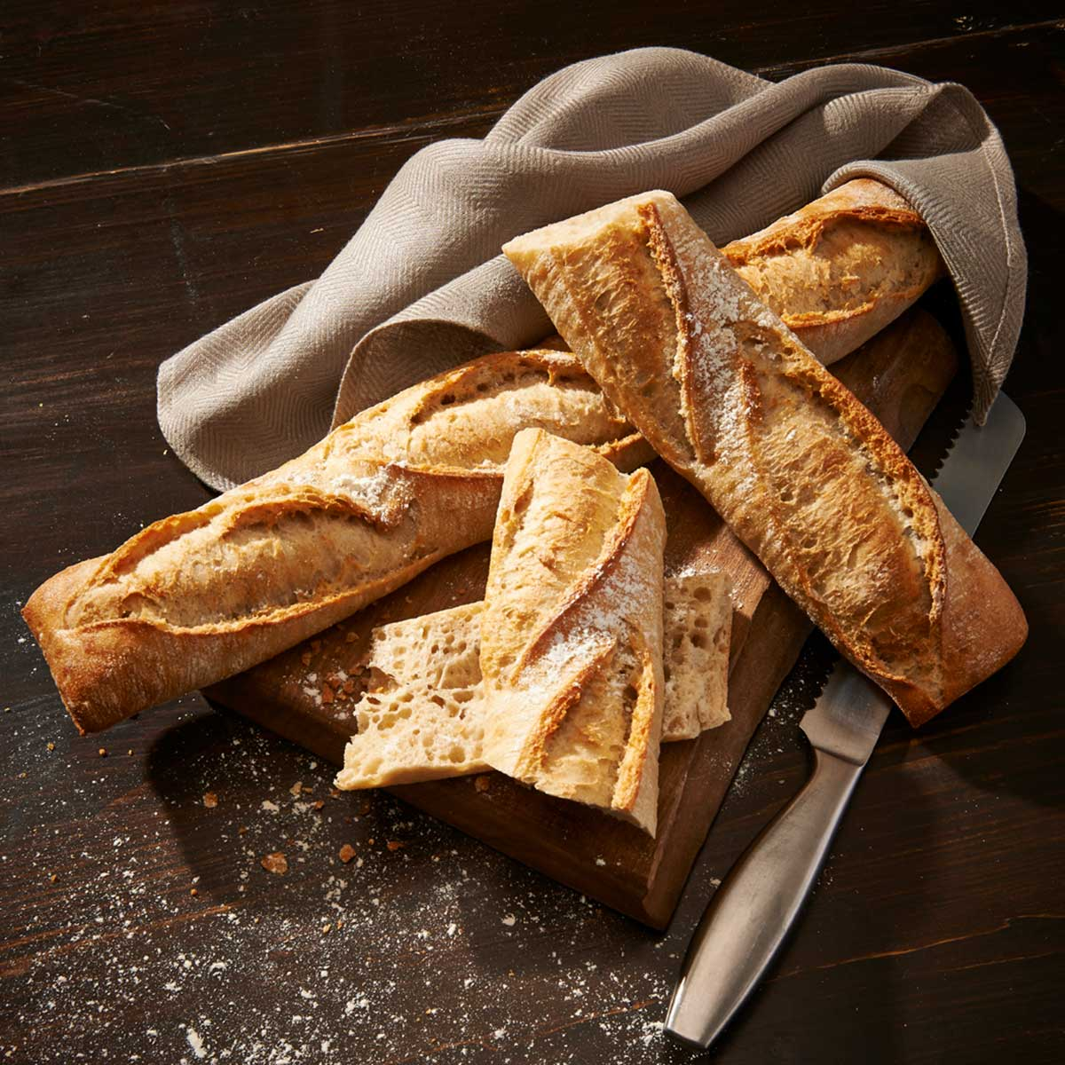 Baguette Gourmet